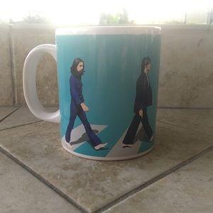 Beatles Abbey Road Coffee Mug